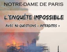 Notre -Dame de Paris  , L'enquete impossible, par 10