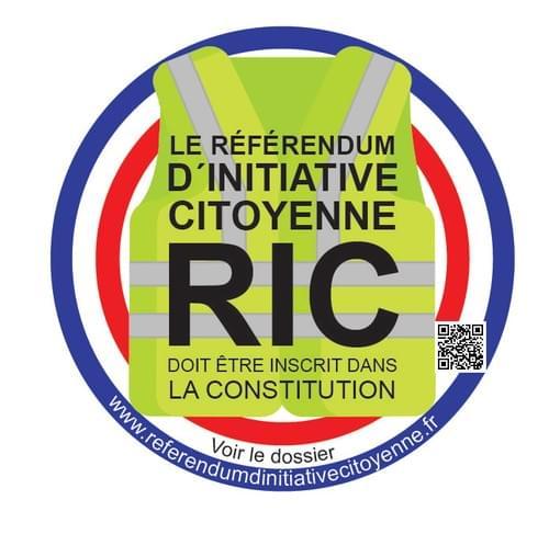 Autocollant  RIC  par  10  1