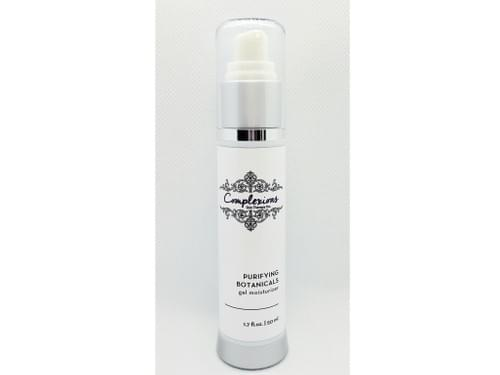PURIFYING BOTANICALS gel moisturizer