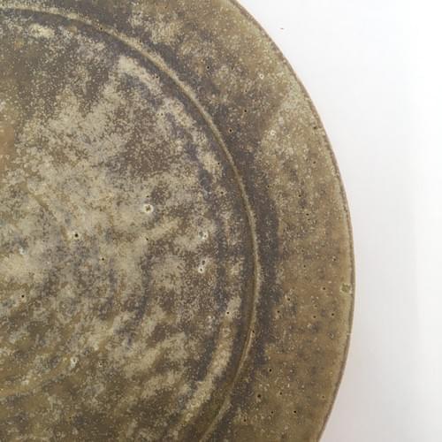 Assiette plate - Baobab