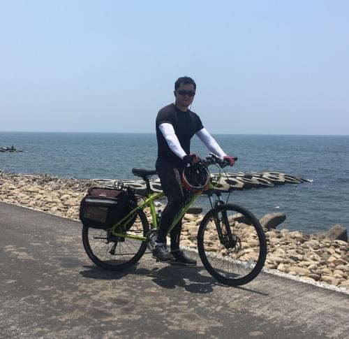 A+型 环岛单车 27速美利达 油碟山地车租借10天3000元台币