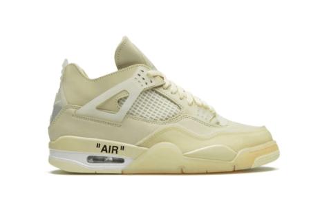 NIKE x OFF-WHITE Air Jordan 4 sneakers