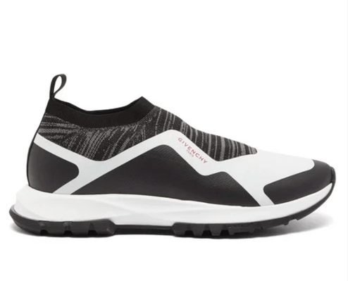 GIVENCHY Spectre knitted runner