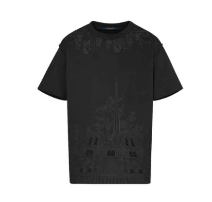 LV T-shirt Notre Dame Pont Neuf