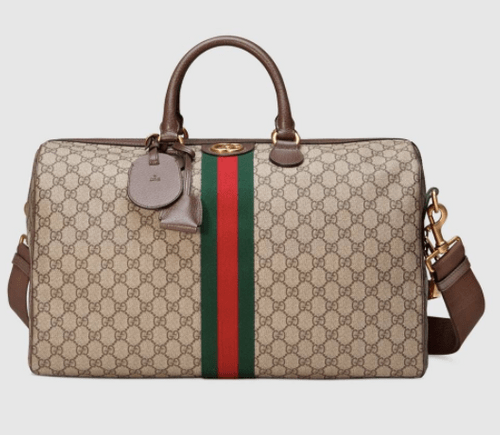 GUCCI Ophidia GG medium carry-on duffle bag