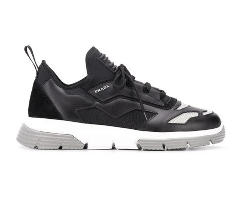 PRADA Twist lace-up sneakers