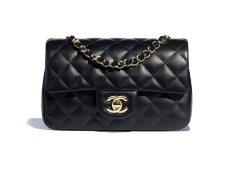 Chanel mini sac rabat