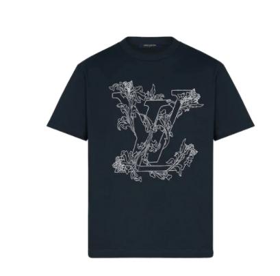 LV Tshirt Flower
