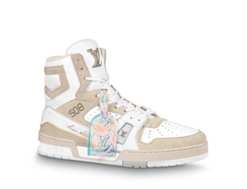 LOUIS VUITTON Trainer Sneaker Boot - Shoes