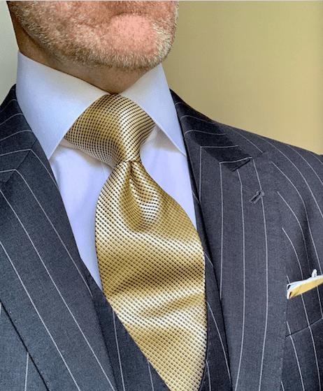BACK IN STOCK - Sunshine Sheen Tie