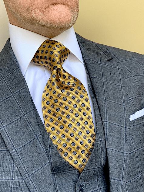 NEW - Golden Garden Tie