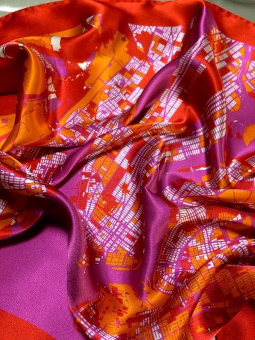 Hudson Handkerchief