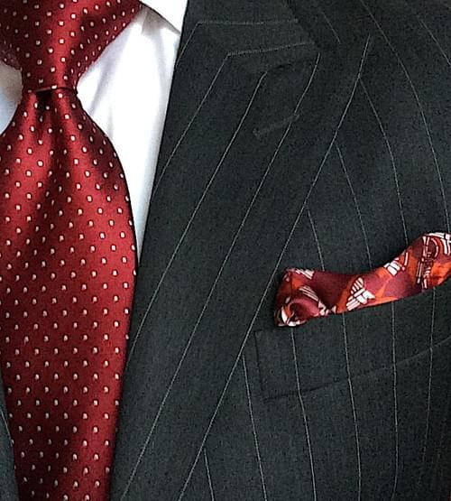Hyde Park Handkerchief