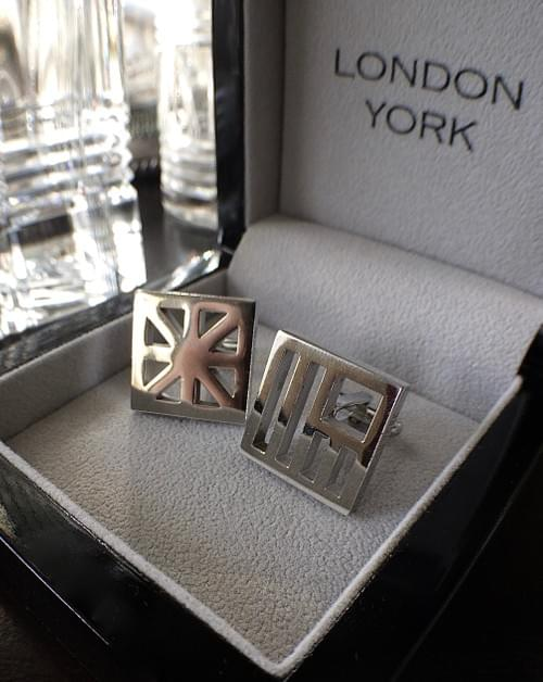 UK / USA Inspiration Cufflink Pairing