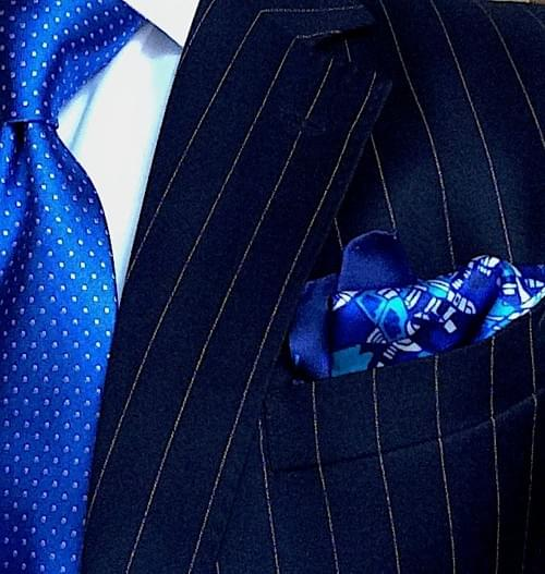 Thames Handkerchief
