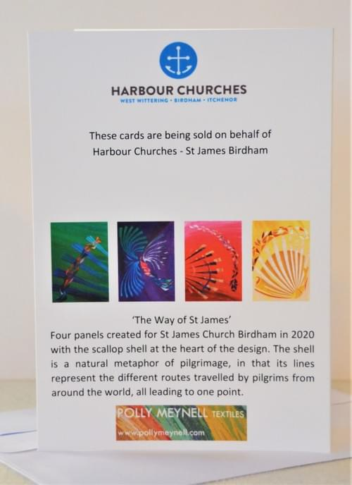 Scallop cards