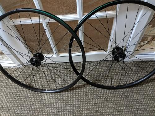 Sold - 650B / 27.5 Wheelset