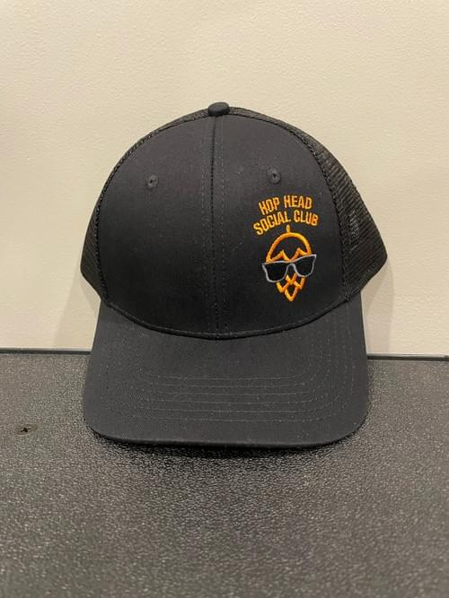 HopHead Social Club Ball caps