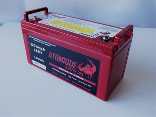 Batterie Marine Performance 12V  - 100Ah et 120Ah
