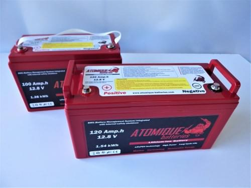Batterie Marine Performance 12V  - 100Ah et 120Ah