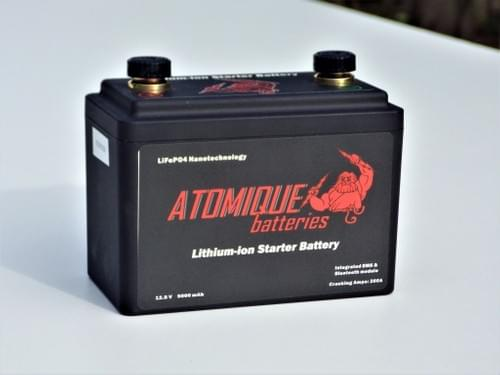 Batterie Moto Lithium-ion 12.8V - 5Ah et 7,5Ah *Offres spéciales Confinement -15%*