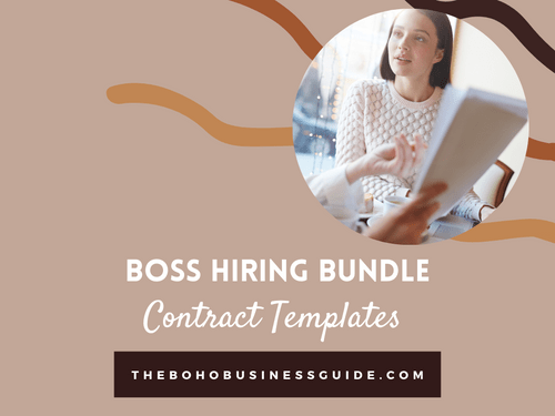 The Boss Contract Hiring Bundle