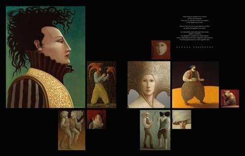 George Underwood LIMITED EDITION - Pre-Sale. An exclusive showcase of George Underwood's artworks.