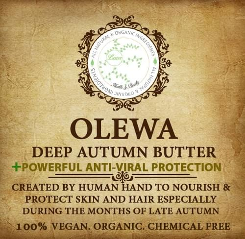 OLEWA DEEP AUTUMN BUTTER