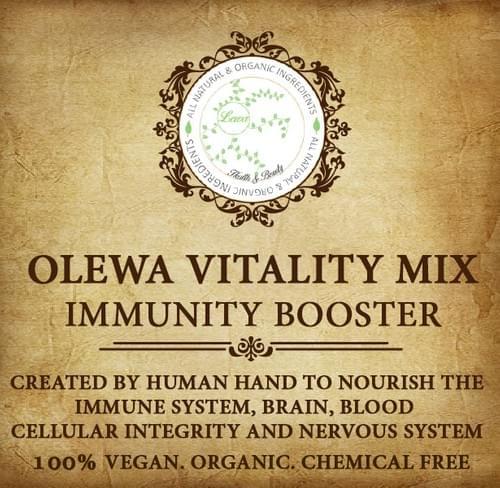 OLEWA VITALITY MIX-IMMUNITY BOOSTER