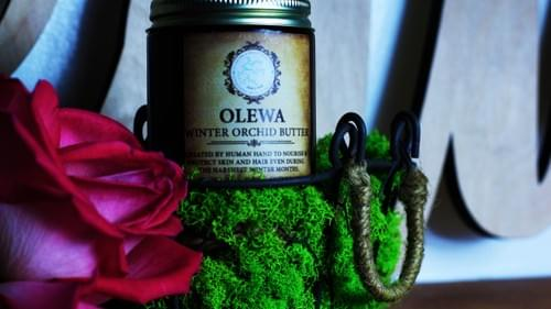 OLEWA WINTER ORCHARD BUTTER!