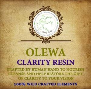 OLEWA CLARITY RESIN