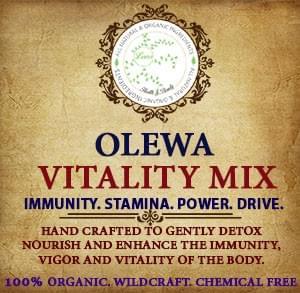 OLEWA VITALITY MIX - MANHOOD