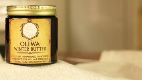OLEWA WINTER BUTTER