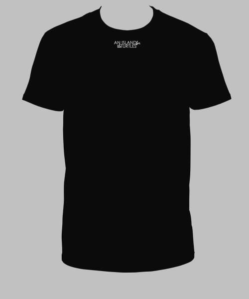 "Tee Shirt Noir ""We are all bastards"""