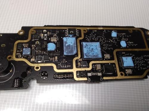 DJI SPARK remote CONTROLLER RC FAULTY MICRO USB REPAIR