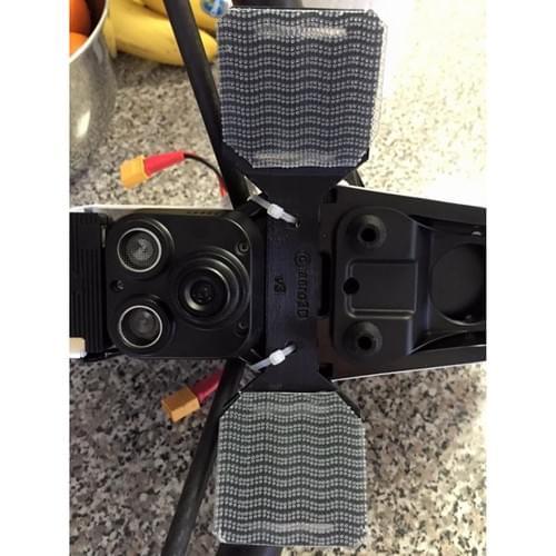 DJI Inspire 1 battery mod kit