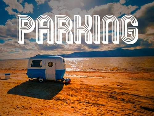 Parking for RVs