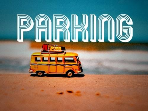 Parking for Day Use - PURCHASE AT BEACH