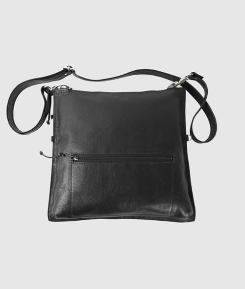 Small Crossbody Leather Bag - Natalie Jr.