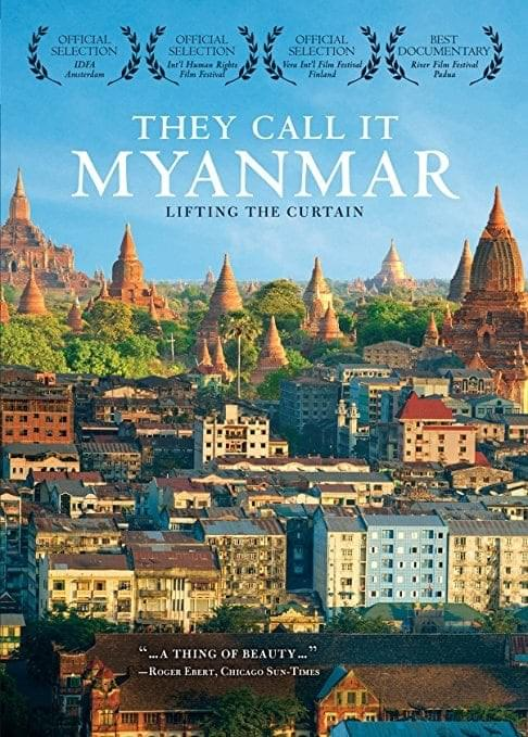 They Call It Myanmar: Lifting the Curtain DVD