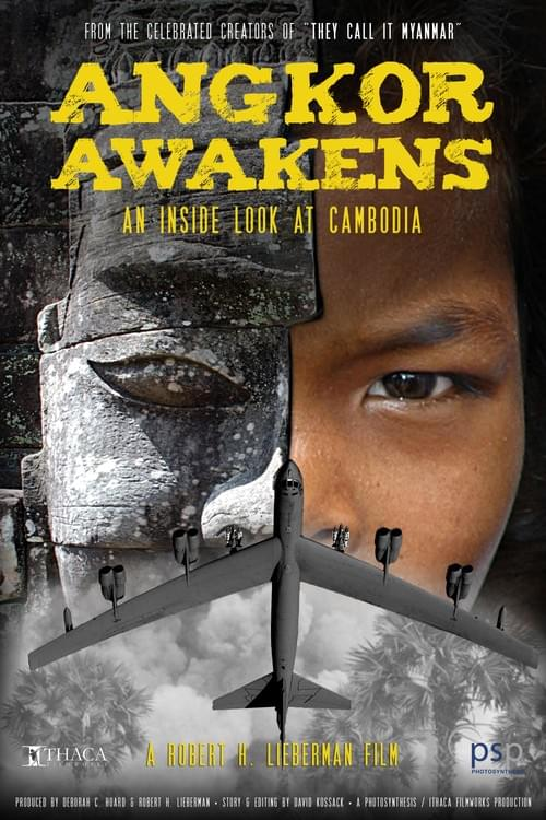 Angkor Awakens - DVD