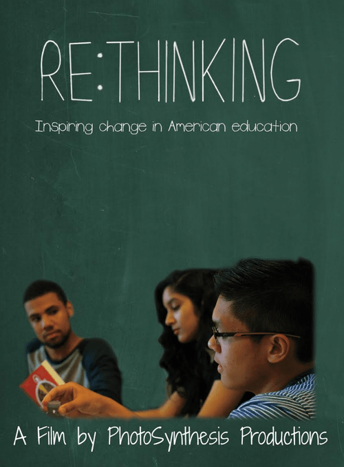 RE:Thinking: Inspiring Change in American Education DVD