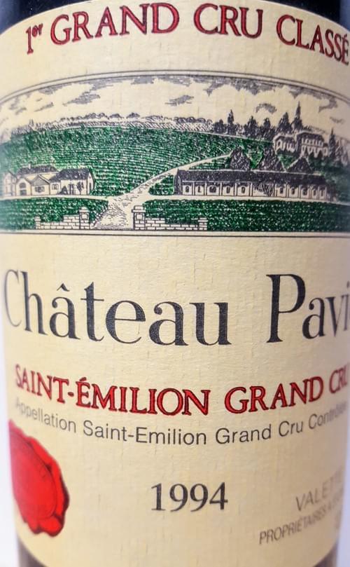 Chateau Pavie 1994