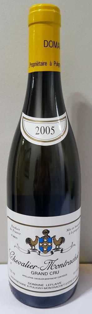 Domaine Leflaive Chevalier Montrachet 2005
