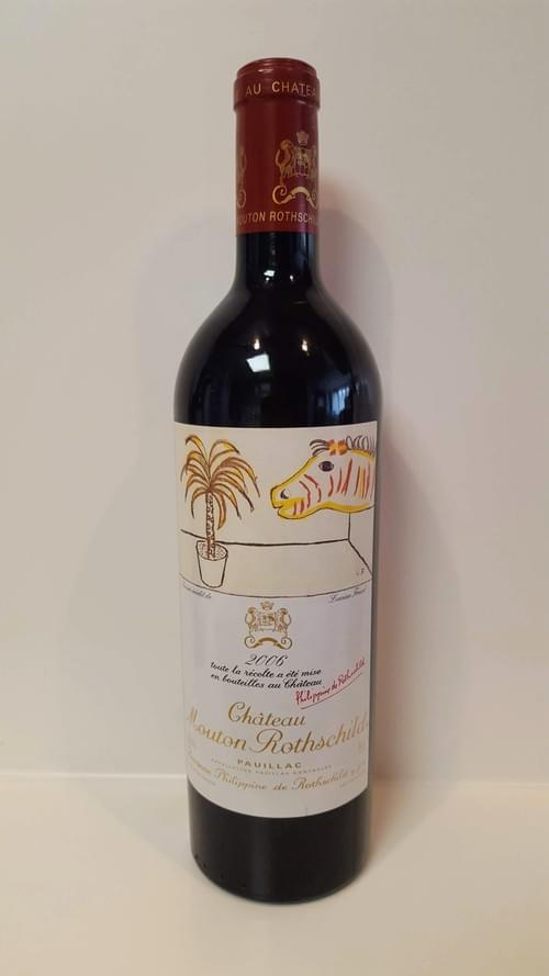 Chateau Mouton Rothschild 2006