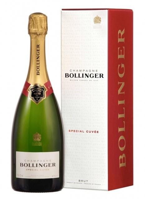 12 bouteilles de Champagne Bollinger Spécial Cuvée à 42€
