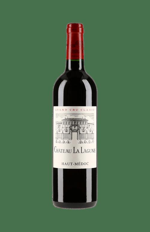 5 bouteilles de Chateau La Lagune 2012 à 56,40 € !