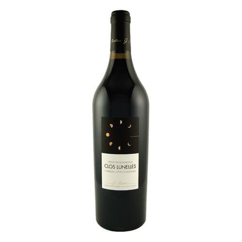 12 bouteilles Clos Lunelles 2007 à 21€ au lieu de 29€