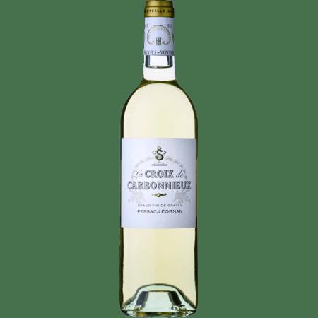 12 bouteilles de Croix de Carbonnieux 2015 à 15,50€ au lieu de 19,90€