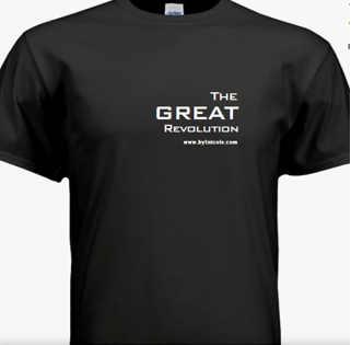 """The GREAT Revolution"" T-Shirt"